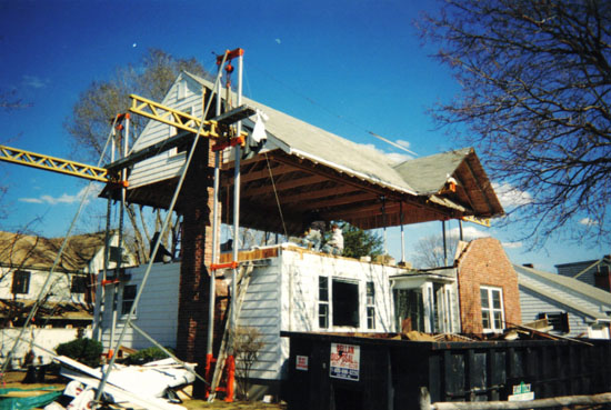 High Tech Dormer Corp Patented Roof Lifting Systems